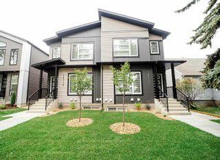 Photo 2: 10715 66 Avenue in Edmonton: Zone 15 House Half Duplex for sale : MLS®# E4255485