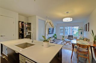 "Photo 11: 415 1677 LLOYD Avenue in North Vancouver: Pemberton NV Condo for sale in ""District Crossing"" : MLS®# R2282437"