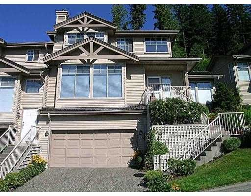 "Main Photo: 28 2979 PANORAMA DR in Coquitlam: Westwood Plateau Townhouse for sale in ""DEERCREST"" : MLS®# V561270"