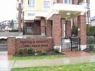 "Photo 2: 311 13883 LAUREL Drive in Surrey: Whalley Condo for sale in ""EMERALD HEIGHTS"" (North Surrey)  : MLS®# R2535151"