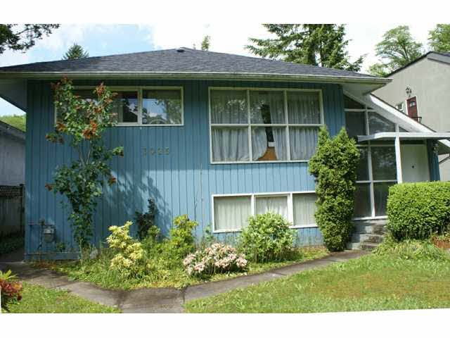 Main Photo: 3025 W 39TH AVENUE in : Kerrisdale House for sale : MLS®# V956126