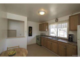 Photo 9: 23 Gallagher Avenue in WINNIPEG: Brooklands / Weston Residential for sale (West Winnipeg)  : MLS®# 1506359