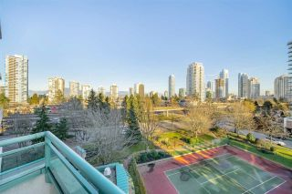"Photo 16: 7D 6128 PATTERSON Avenue in Burnaby: Metrotown Condo for sale in ""Grand Central Park Place"" (Burnaby South)  : MLS®# R2431168"