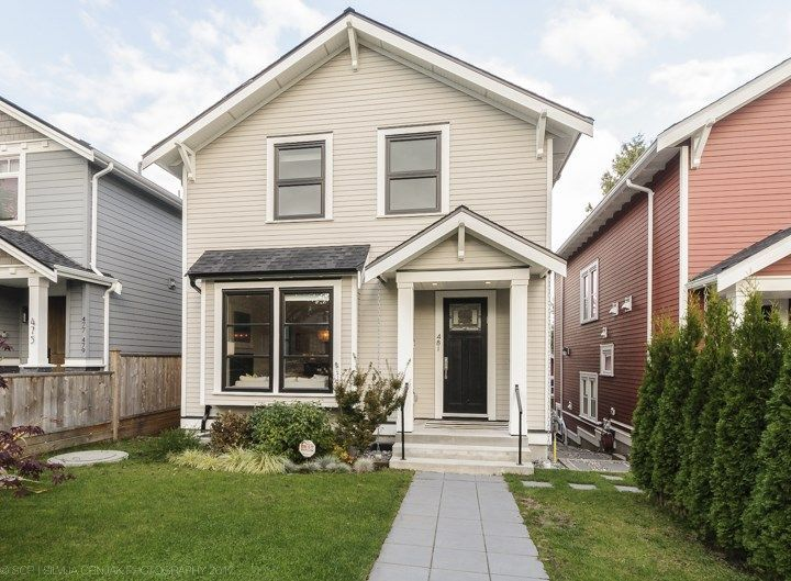 Main Photo: 481 E 22ND AVENUE in Vancouver: Fraser VE House for sale (Vancouver East)  : MLS®# R2214519