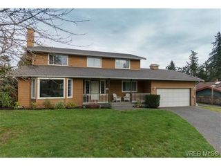 Photo 1: 4445 Pimlott Pl in VICTORIA: SW Royal Oak House for sale (Saanich West)  : MLS®# 724407
