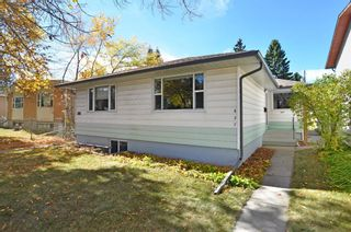 Main Photo: 627 37 Street SW in Calgary: Spruce Cliff Duplex for sale : MLS®# A1149910