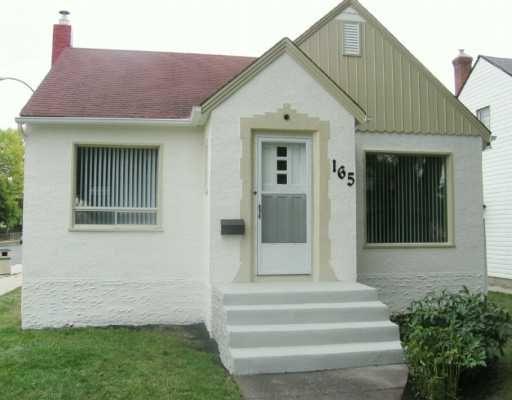 Main Photo: 165 GLENWOOD Crescent in WINNIPEG: East Kildonan Single Family Detached for sale (North East Winnipeg)  : MLS®# 2616112