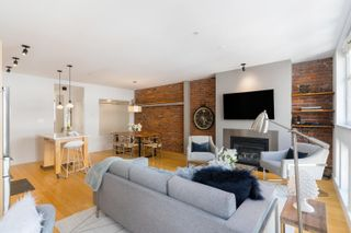 """Photo 2: 401 1072 HAMILTON Street in Vancouver: Yaletown Condo for sale in """"The Crandrall"""" (Vancouver West)  : MLS®# R2620695"""