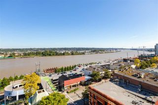 """Photo 24: 703 328 CLARKSON Street in New Westminster: Downtown NW Condo for sale in """"Highbourne Tower"""" : MLS®# R2585007"""