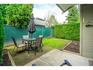 """Photo 32: 104 46451 MAPLE Avenue in Chilliwack: Chilliwack E Young-Yale Townhouse for sale in """"The Fairlane"""" : MLS®# R2623368"""