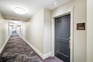 Photo 26: 303 15 Cougar Ridge Landing SW in Calgary: Patterson Apartment for sale : MLS®# A1095946