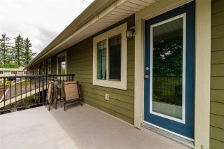 """Photo 28: 28 5960 COWICHAN Street in Chilliwack: Vedder S Watson-Promontory Townhouse for sale in """"QUARTERS WEST"""" (Sardis)  : MLS®# R2580824"""