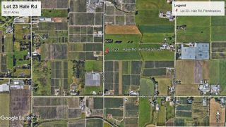 Photo 5: LOT 23 HALE Road in Pitt Meadows: North Meadows PI Land for sale : MLS®# R2432680