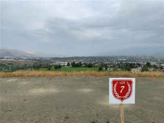 Photo 1: #Lot 7 961 Mt. Griffin Road, in Vernon: Vacant Land for sale : MLS®# 10215202