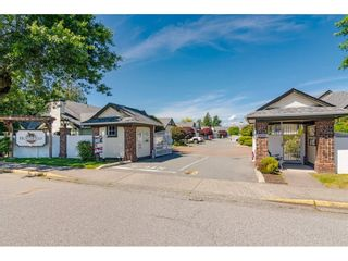 """Photo 37: 106 19649 53 Avenue in Langley: Langley City Townhouse for sale in """"Huntsfield Green"""" : MLS®# R2595915"""