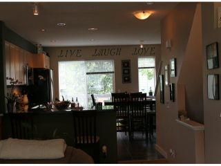 """Photo 5: 70 15168 36TH Avenue in Surrey: Morgan Creek Townhouse for sale in """"Solay"""" (South Surrey White Rock)  : MLS®# F1313507"""
