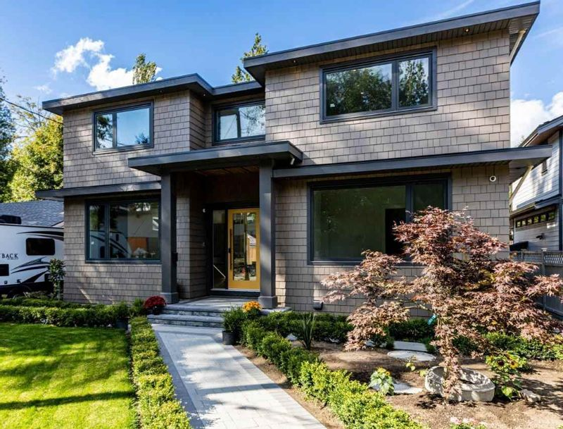FEATURED LISTING: 1272 ARGYLE Road North Vancouver