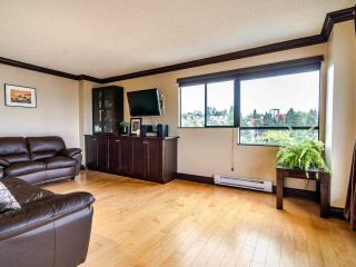 "Photo 3: 907 1026 QUEENS Avenue in New Westminster: Uptown NW Condo for sale in ""AMARA TERRACE"" : MLS®# R2503171"