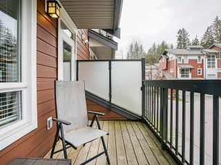 "Photo 23: 32 3431 GALLOWAY Avenue in Coquitlam: Burke Mountain Townhouse for sale in ""Northbrook"" : MLS®# R2543849"