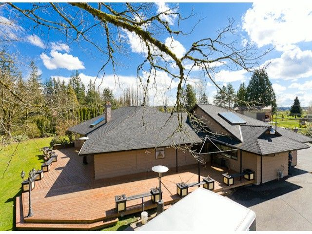 Main Photo: 6835 232ND Street in Langley: Salmon River House for sale : MLS®# F1302492