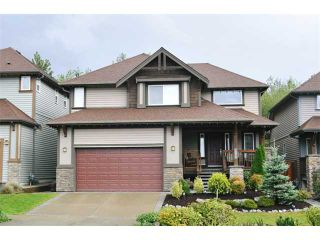 "Photo 1: 13650 229A ST in Maple Ridge: Silver Valley House  in ""SILVER RIDGE (THE CREST)"" : MLS®# V1030097"