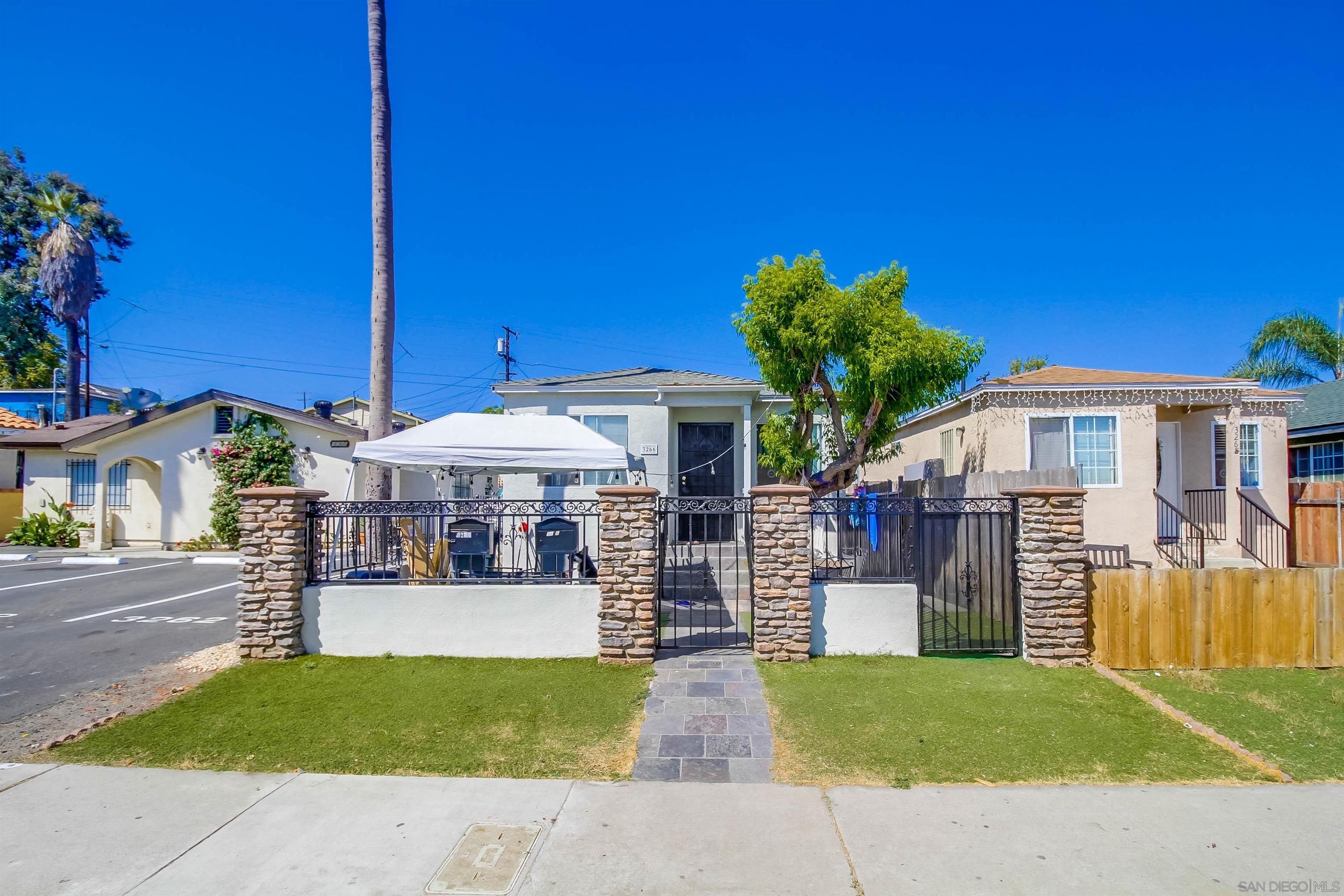 Main Photo: SAN DIEGO Property for sale: 3266 J St
