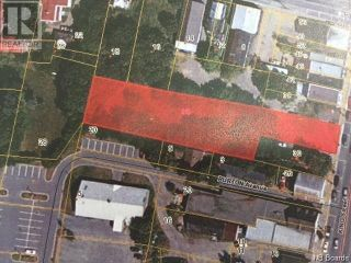 Photo 1: 32 King Street in St. Stephen: Vacant Land for sale : MLS®# NB055560