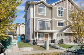 Photo 2: 102 Skyview Ranch Road NE in Calgary: Skyview Ranch Row/Townhouse for sale : MLS®# A1150705