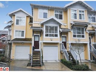 Photo 1: 143 15168 36TH Ave in South Surrey: Morgan Creek Home for sale ()  : MLS®# F1205063