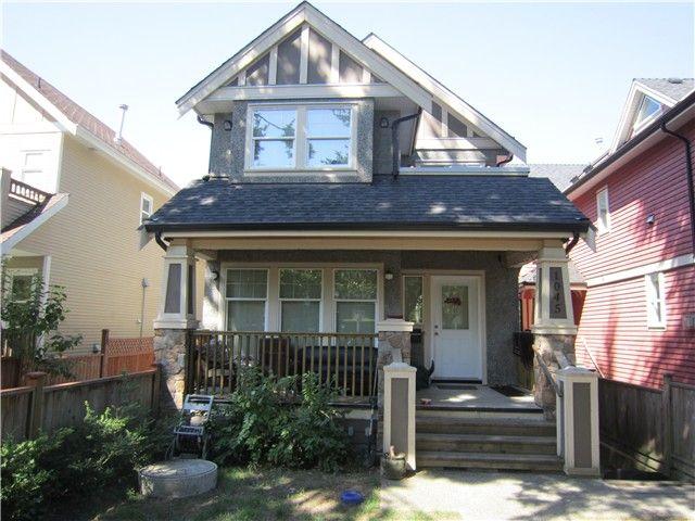 Main Photo: 1045 E 10TH Avenue in Vancouver: Mount Pleasant VE Condo for sale (Vancouver East)  : MLS®# V966703