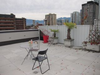 Photo 16: 802 1160 BURRARD STREET in Vancouver: Downtown VW Condo for sale (Vancouver West)  : MLS®# R2318679