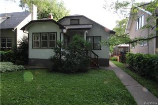 Photo 1: 94 Bannerman Avenue in Winnipeg: Scotia Heights Residential for sale (4D)  : MLS®# 1721228