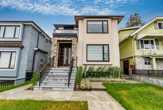 Photo 1: 3665 FRANKLIN STREET in Vancouver: Hastings East House for sale (Vancouver East)  : MLS®# R2172367