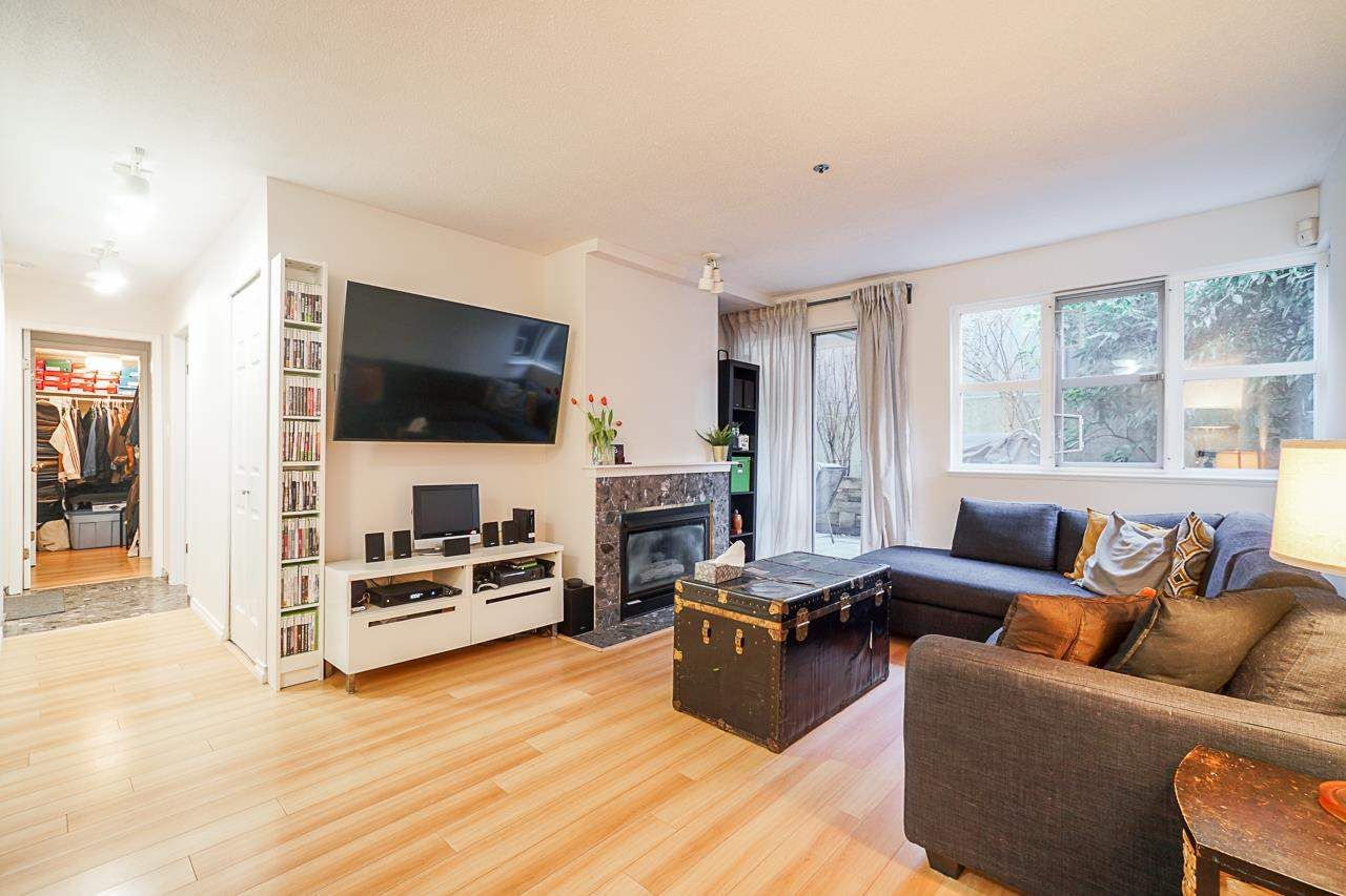 """Main Photo: 105 8728 SW MARINE Drive in Vancouver: Marpole Condo for sale in """"RIVERVIEW COURT"""" (Vancouver West)  : MLS®# R2582208"""