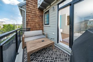 Photo 21: 393 WALDEN Drive SE in Calgary: Walden Row/Townhouse for sale : MLS®# A1126441