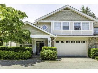 Photo 1: 43 3500 144 STREET in Surrey: Elgin Chantrell Townhouse for sale (South Surrey White Rock)  : MLS®# R2174759