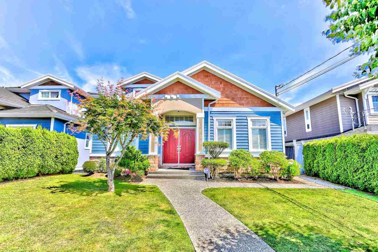 Main Photo: 1532 SPERLING Avenue in Burnaby: Sperling-Duthie 1/2 Duplex for sale (Burnaby North)  : MLS®# R2386033