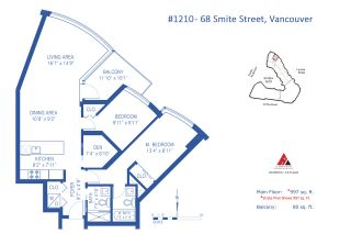 """Photo 19: 1210 68 SMITHE Street in Vancouver: Downtown VW Condo for sale in """"ONE Pacific"""" (Vancouver West)  : MLS®# R2405438"""