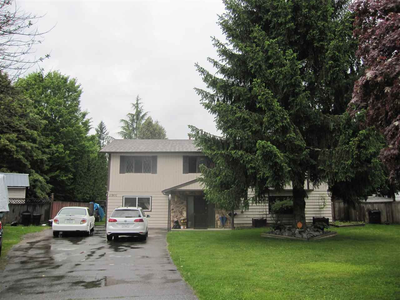 Main Photo: 21801 DOVER Road in Maple Ridge: West Central House for sale : MLS®# R2369715