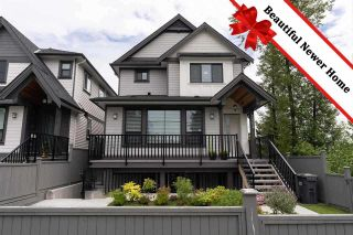 Main Photo: 3802 COAST MERIDIAN Road in Port Coquitlam: Oxford Heights House for sale : MLS®# R2541396