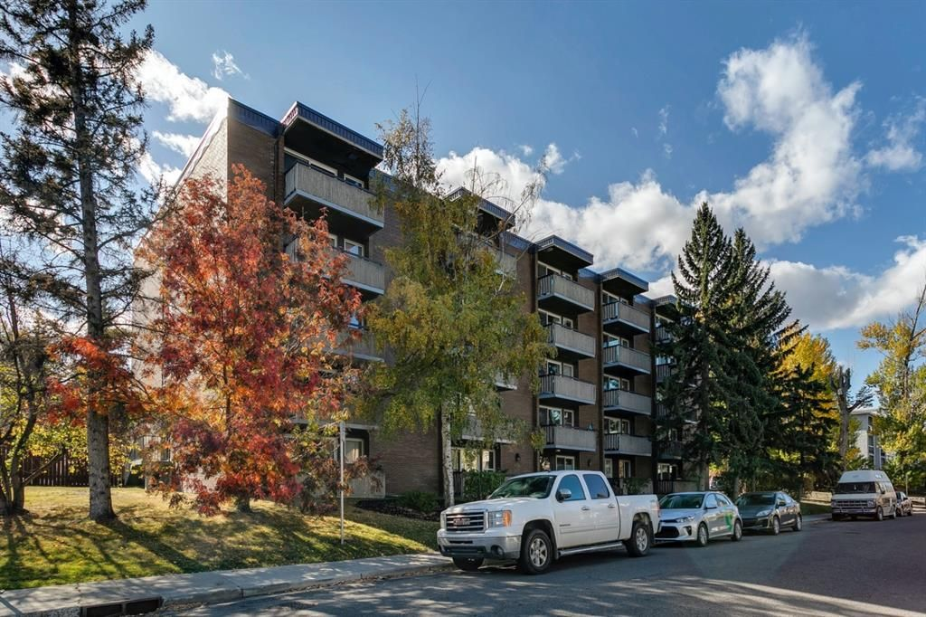 Main Photo: 307 903 19 Avenue SW in Calgary: Lower Mount Royal Apartment for sale : MLS®# A1152500