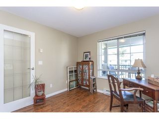 """Photo 15: 323 19528 FRASER Highway in Surrey: Cloverdale BC Condo for sale in """"FAIRMONT"""" (Cloverdale)  : MLS®# R2310771"""