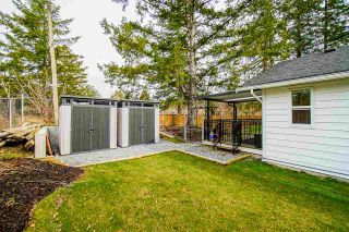 Photo 33: 9239 STAVE LAKE Street in Mission: Mission BC House for sale : MLS®# R2544164