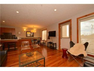 Photo 5: 102 24 MISSION Road SW in Calgary: Parkhill_Stanley Prk Condo for sale : MLS®# C3639070