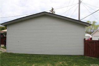 Photo 18: 647 Stewart Street in Winnipeg: Crestview Residential for sale (5H)  : MLS®# 1806135