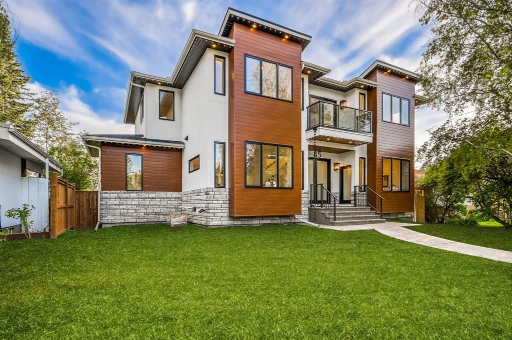 Main Photo: 85 Capri Avenue NW in Calgary: Collingwood Detached for sale : MLS®# A1142193