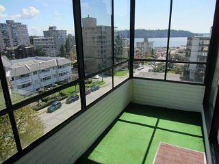 Photo 5: 703 1412 ESQUIMALT Avenue in West Vancouver: Ambleside Condo for sale : MLS®# V1058357