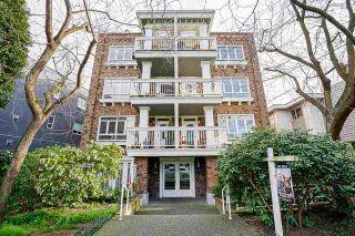 "Photo 1: 305 2036 YORK Avenue in Vancouver: Kitsilano Condo for sale in ""THE CHARLESTON"" (Vancouver West)  : MLS®# R2570721"