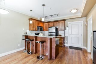 """Photo 4: 208 8168 120A Street in Surrey: Queen Mary Park Surrey Condo for sale in """"THE SOHO"""" : MLS®# R2270843"""