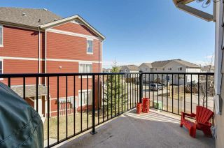 Photo 10: 151 603 WATT Boulevard SW in Edmonton: Zone 53 Townhouse for sale : MLS®# E4240641